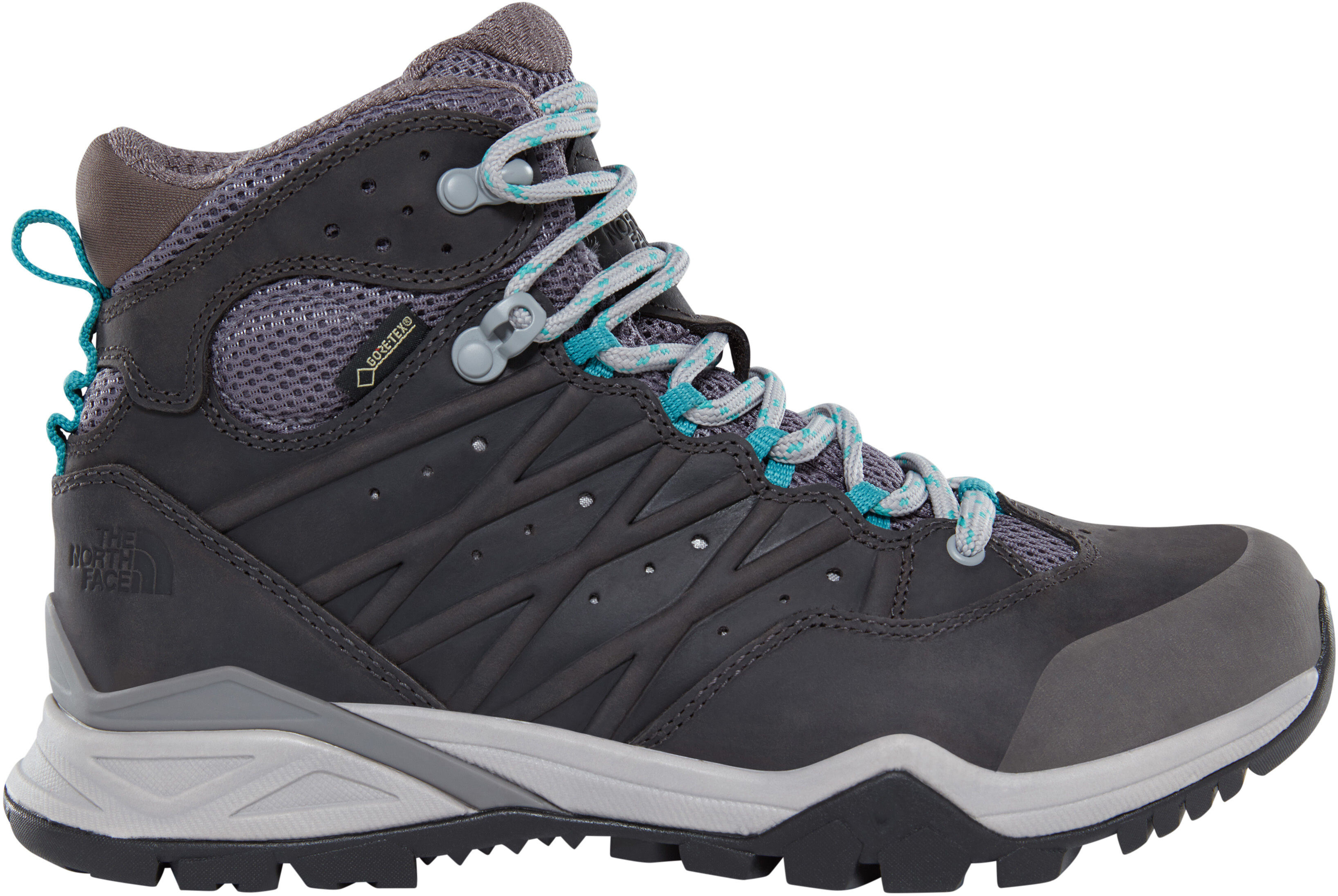 ebc6630213 The North Face Hedgehog Hike II Mid GTX - Chaussures Femme - gris ...